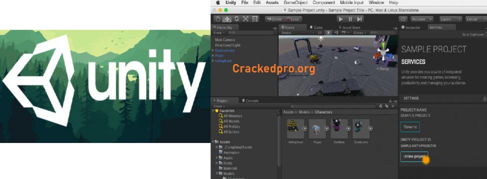 Unity 2019 2 3 Crack Plus Serial Number Full Version