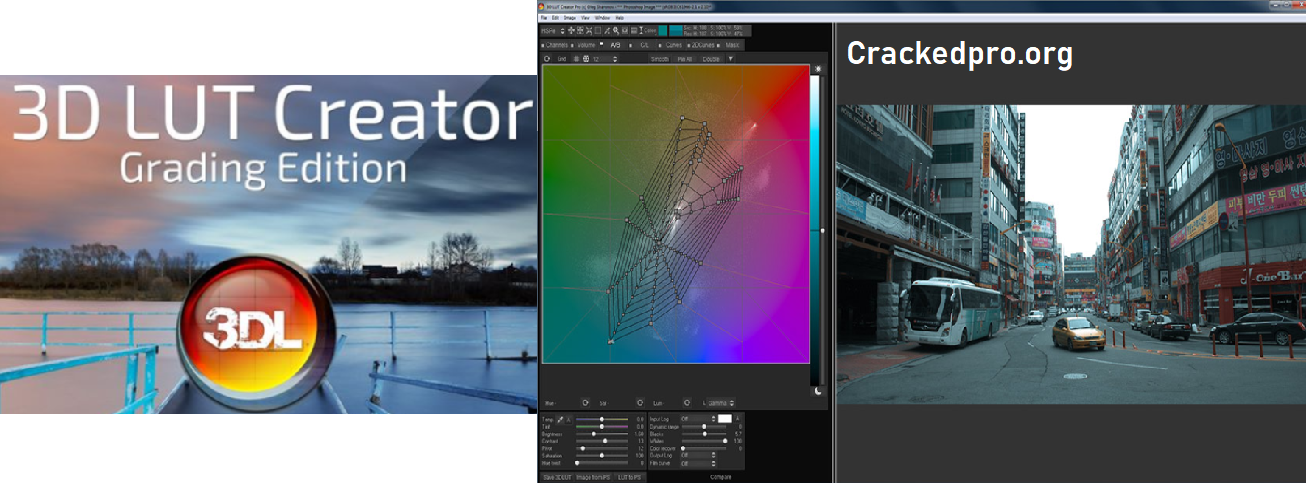 3D LUT Creator Crack Download