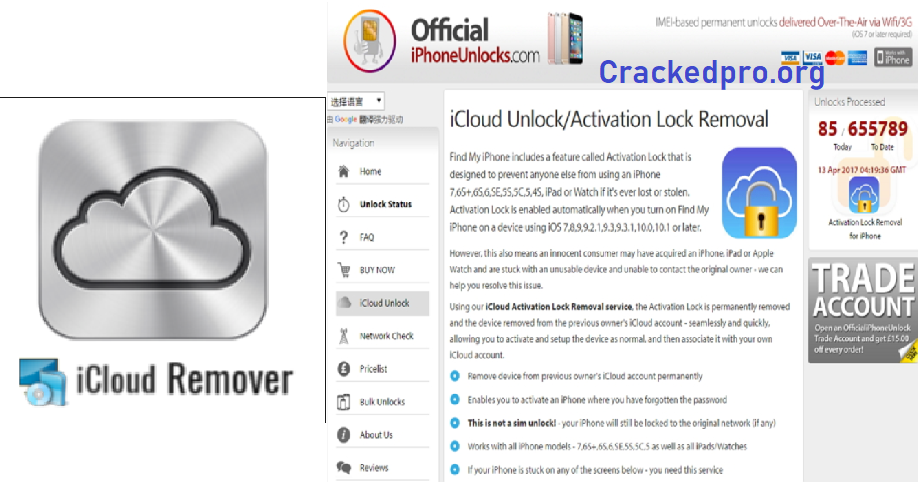 iCloud Remover Full Download