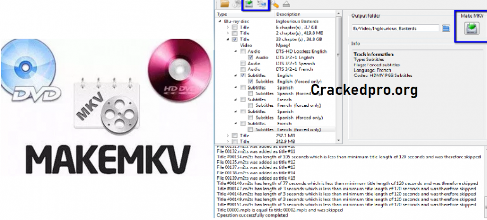 MakeMKV Free Download