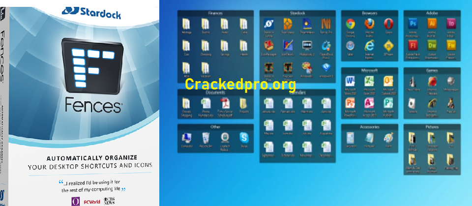 Stardock Fences Crack Download