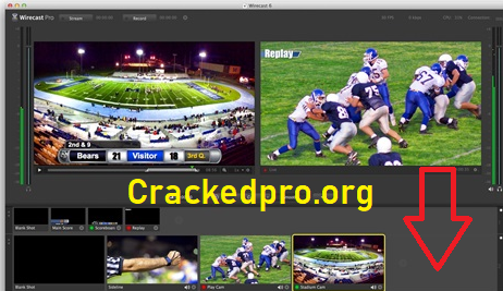 Wirecast Pro Crack Download