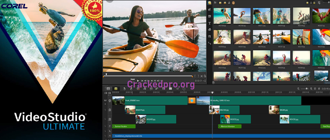 Corel VideoStudio Pro Crack Download
