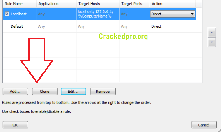 Proxifier Crack Free Download