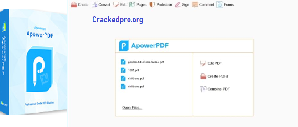 ApowerPDF Free Download