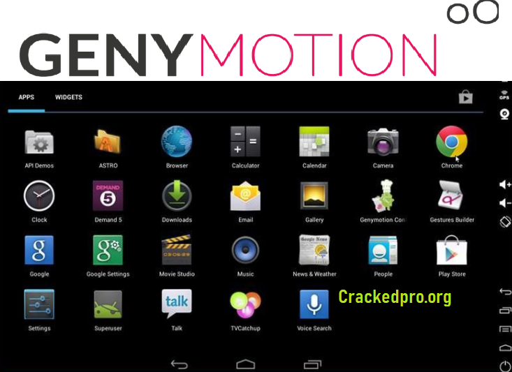 Genymotion Crack Free Download